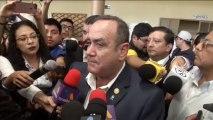 El candidato de centroderecha, Alejandro Giammattei, se ha proclamado presidente de Guatemala.