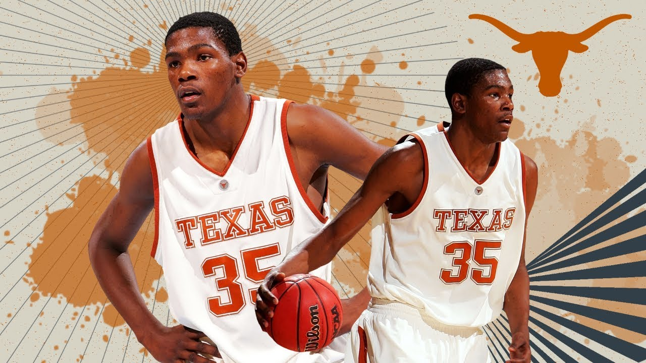 Kevin Durant's Texas mixtape _ College Basketball Highlights