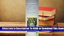 About For Books  2014 5th edition. SPSS Basics: Techniques for a First Course in Statistics, by