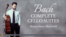 Massimiliano Martinelli - Bach - Complete Cello Suites