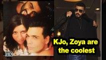 KJo, Zoya are the coolest: Arjun Kapoor