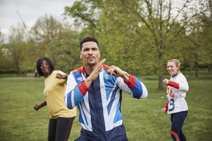 Anthony Ogogo: I Am Team GB