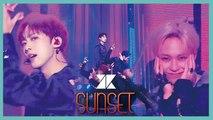 [HOT] KNK- SUNSET ,  크나큰 - SUNSET Show Music core 20190810