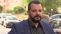 Munir Baatur, primer candidato gay a las presidenciales en Túnez.
