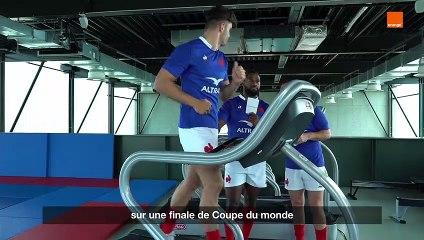 Sous la pression - Lopez-Penaud-Raka - Team Orange Rugby