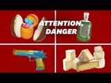 Toutes ces choses interdites aux États-Unis (contrairement aux armes à feu)