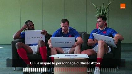 How Japanese Are you - Lopez-Penaud-Raka - Team Orange Rugby