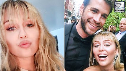 Miley Cyrus Says Change Is Inevitable After Split With Liam Hemsworth
