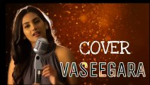 vaseegara song unplgged cover video ,   vaseegara tamil song unplgged ,   A R Rahman tamil cover song ,  tamil songs cover