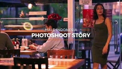 DYAN UTOMO di Behind the Scenes Photoshoot - Male Indonesia | Model Seksi Indo