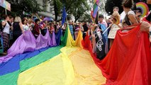 Watch: First Plock Pride parade in Poland takes place without major incidents