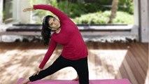 जांघों को शेप देगा परिघासन | Parighasana for Shaping Thighs | Boldsky