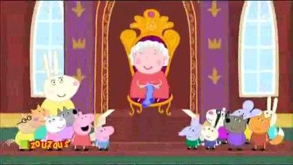 Peppa Pig - La reine