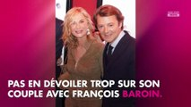 Michèle Laroque en couple avec François Baroin : pourquoi elle a préféré rester discrète