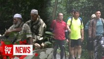 Shamans, hikers help search for missing Nora Anne, foreign investigators join SAR