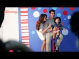 Sneak Peek: Behind The Scenes of Richard, Sarah and Baby Zion's First Magazine Cover