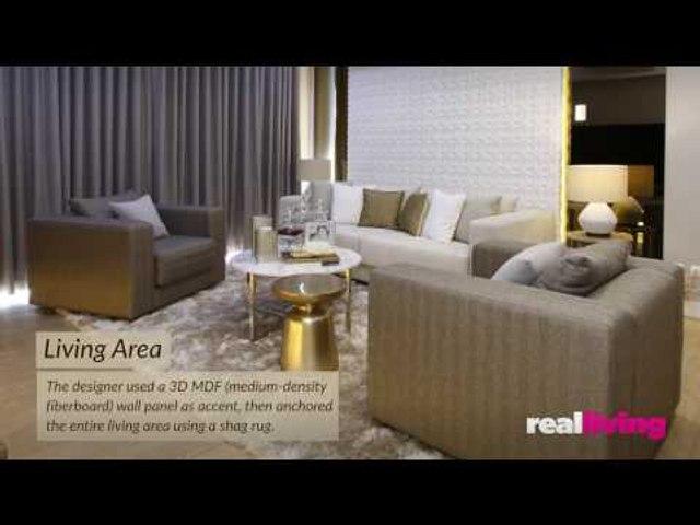 RL Home Tour: A Sleek Contemporary Design For A Three Bedroom Condo Home