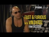 FHM Goes Fast and Furious with Vin Diesel