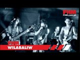 Rock outfit Wilabaliw on stage