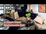 A 31sqm Glam Bachelorette Pad