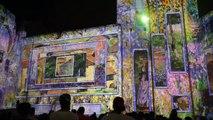 """""""Vibrations"""", un show monumental à voir au palais des Papes"""