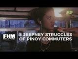 5 Jeepney Struggles Of Every Pinoy Commuter