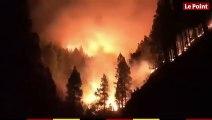 Espagne : un millier de personnes évacuées à cause d'un incendie sur l'île de Grande Canarie