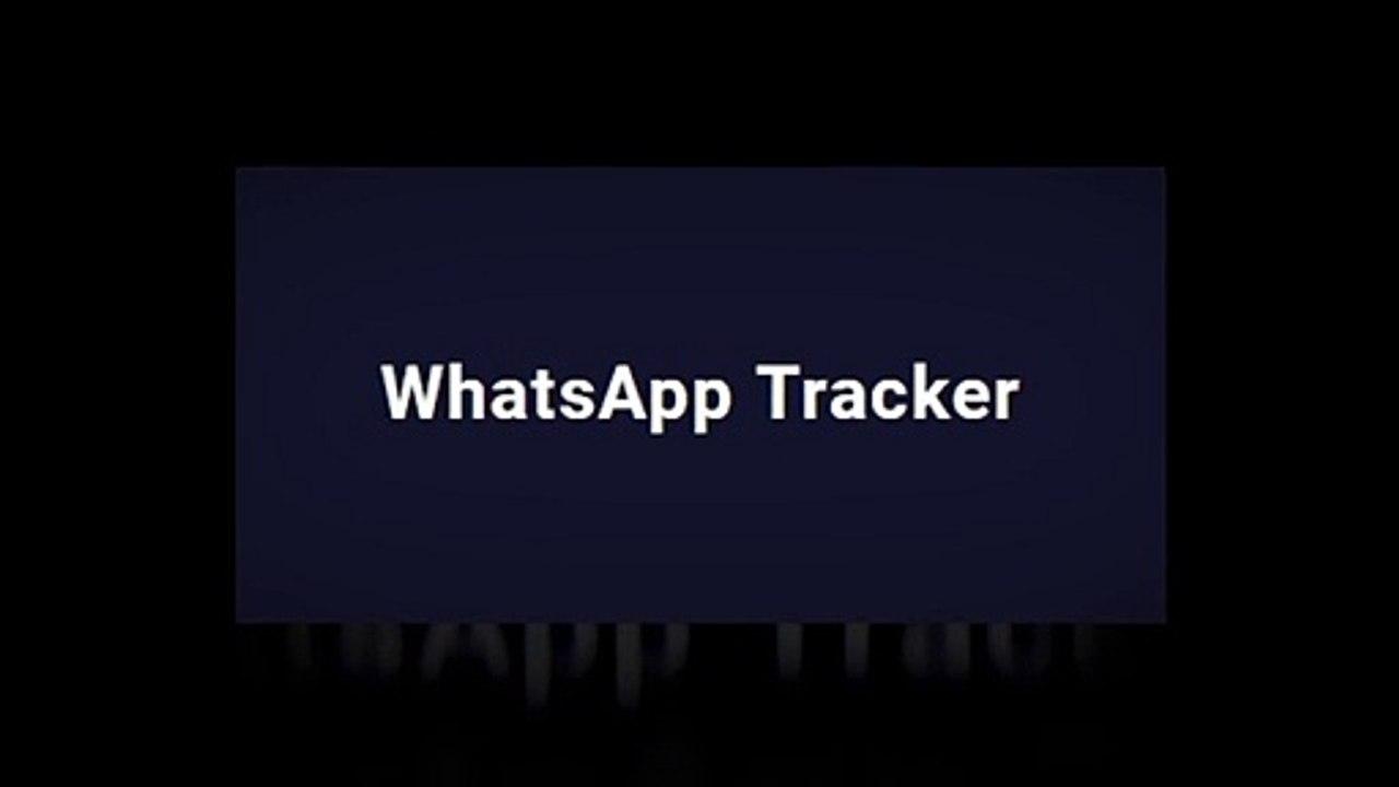 how to track whatsapp