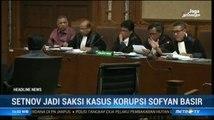 Suap PLTU Riau-1, Setnov Dimintai Keterangan Soal Pertemuannya dengan Sofyan Basir