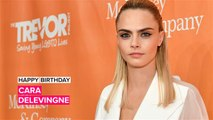 Happy 27th birthday to Cara - who's got it all - Delevingne