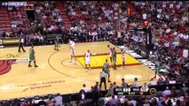 LeBron James vs Ray Allen LEGENDS Duel 2010.11.11 - Both With 35, CRAZY Shooting For Ray!