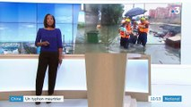 Chine : un typhon meurtrier