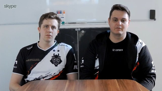 G2 Esports' Shas and Sua Preview the Rainbow Six Raleigh Major