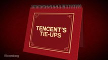 Tencent's Spending Spree from Gaming to Investing