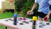 Krylon: How to Easily Transform Your Child's Bedroom Into a Climbing Gym