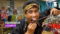 Sport culturel: l'art martial traditionnel de Banten