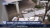 En 10 ans, 40 effondrements de balcons ont été observés en France: comment repérer les signes?