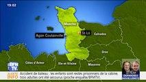 Trois enfants meurent dans un accident de voilier dans la Manche