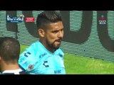 Gran paradón de Gil Alcalá frustra primer gol de Tuzos   Querétaro vs Pachuca