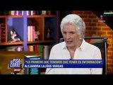 Alejandra Lajous Vargas habla de 'La Sociedad Civil vs La Corrupción' | De Pisa y Corre