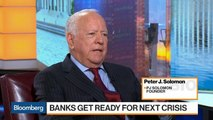 Peter J. Solomon Sees Fundamental Problem With Globalization of Banks