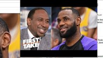 Stephen A. wishes for a Lakers vs. Clippers WCF showdown _ First Take