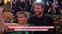 Miley Cyrus and Liam Hemsworth both just got candid about their split—here's everything we know