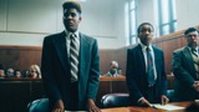 """'When They See Us' Star Jharrel Jerome On Working With """"Leader"""" Ava DuVernay   In Studio"""