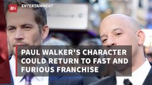 How Could Paul Walker's Character Return To Fast And Furious