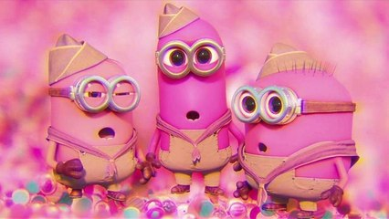 The Minions Trip on Magic Berries in New Mini Movie