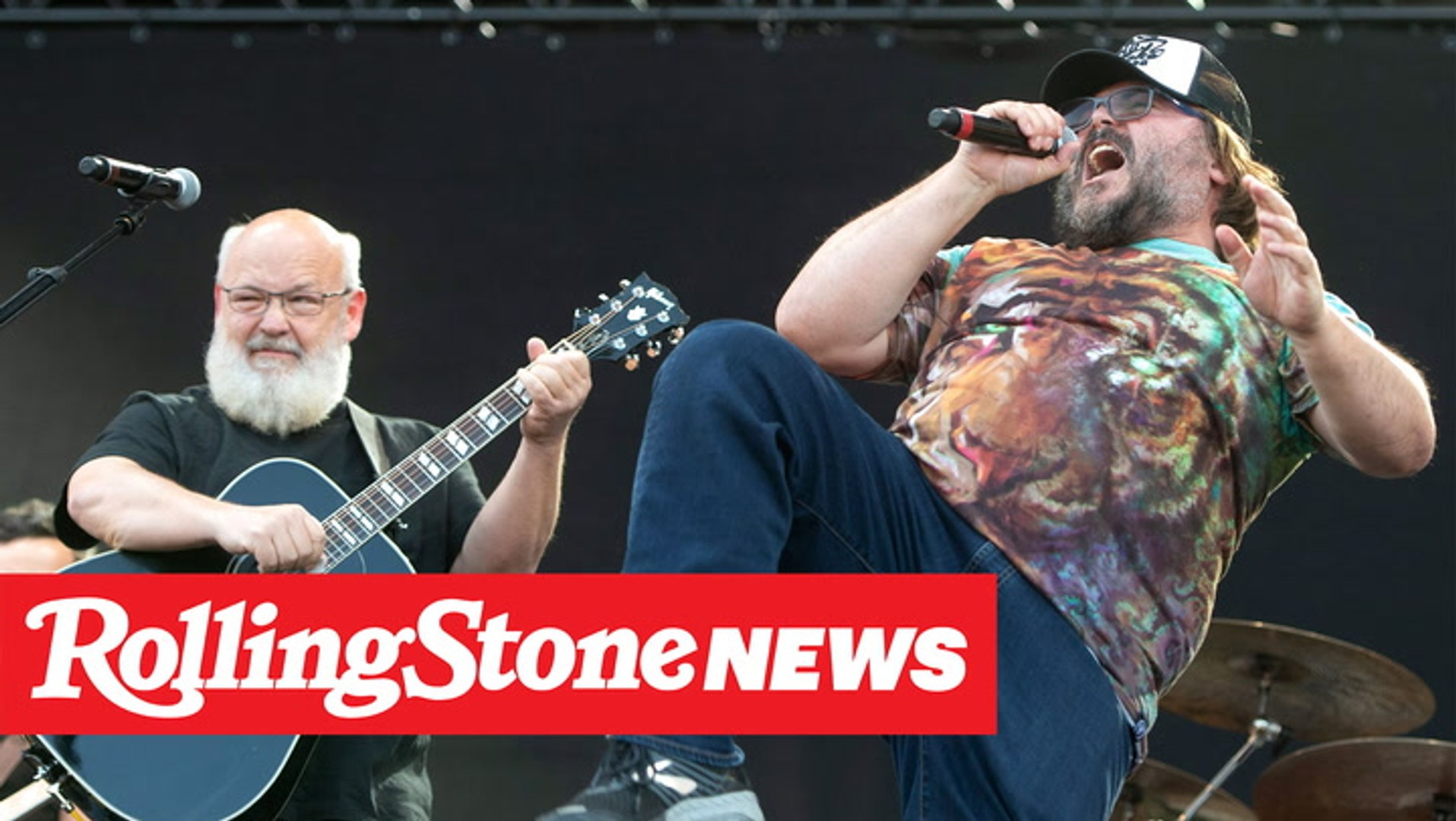 Tenacious D and Jack White Team Up for 'Jack Gray' Collaboration | RS News 8/12/19