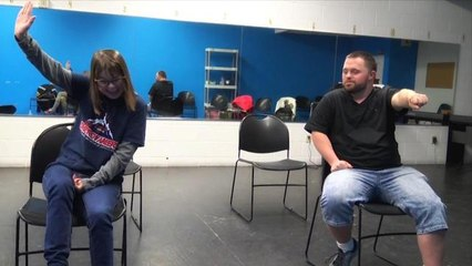 Improv Group Stars Performers With Down Syndrome
