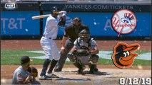 New York Yankees Highlights_ vs Baltimore Orioles _ 8_12_19
