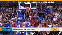 Mo Bamba talks a little trash on the Heat_ 'How many times did we beat them last year_' _ The Jump